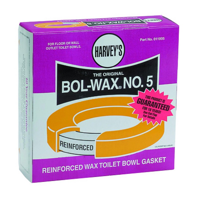 Harvey™ Bol-Wax® No. 5 Wax Gaskets