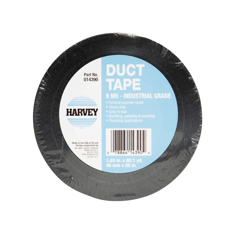 Harvey™ Black Duct Tape