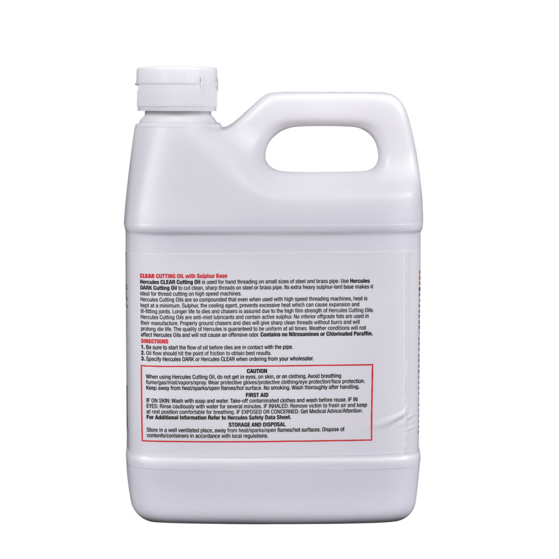 Hercules® 1 qt. Cutting Oil - Clear