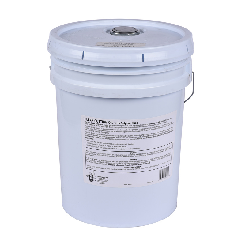 Hercules® 5 gal. Cutting Oil - Clear