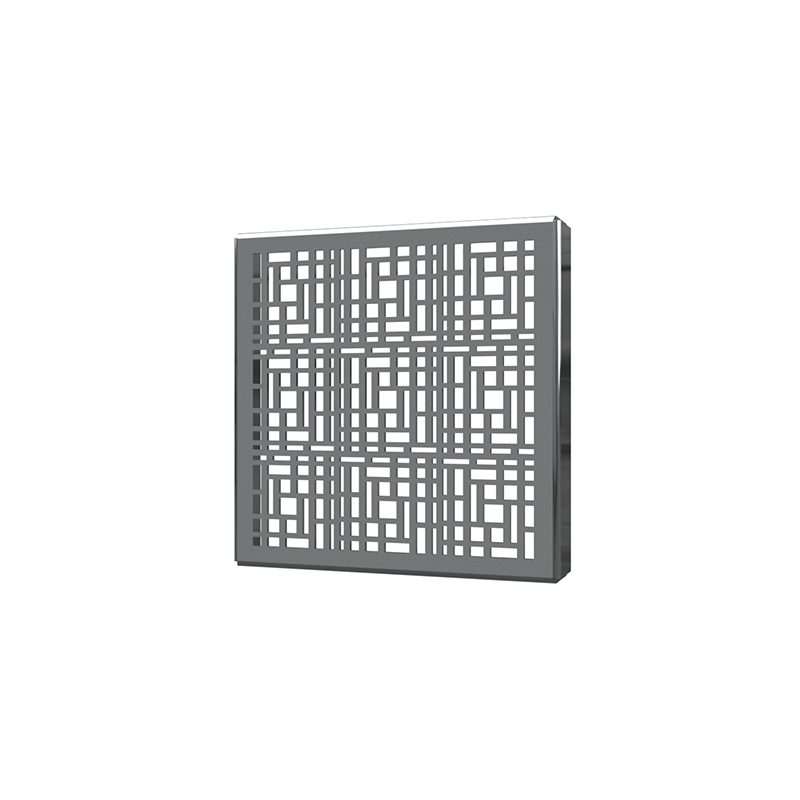 038753015415_H_001.png - SquareDrain 5 in. Deco Cover in Polished Stainless Steel