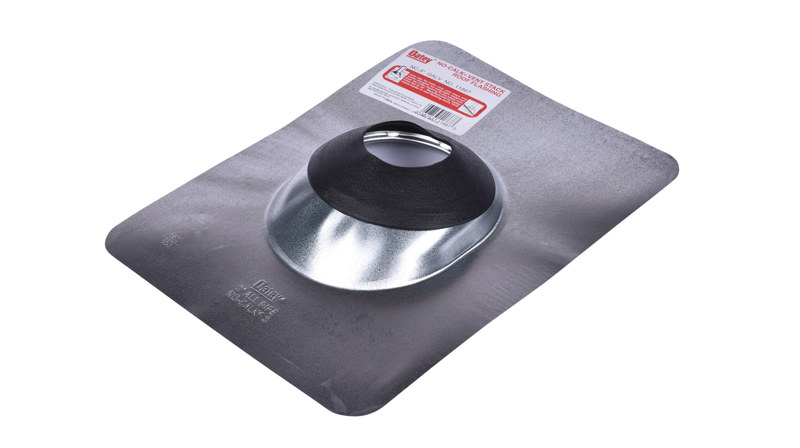 Oatey® 3 in. Galvanized No-Calk 11 in. x 14.5 in. Base Roof Flashing