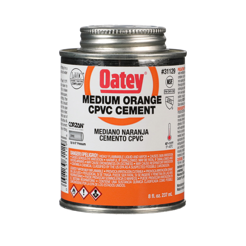 038753311296-01-01.jpg - Oatey® 8 oz. CPVC Medium Body Orange Cement