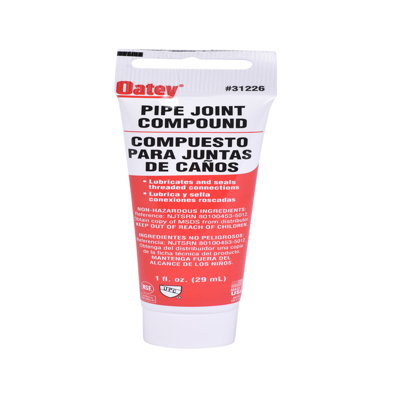 Oatey® 1 fl. oz. Gray Pipe Joint Compound