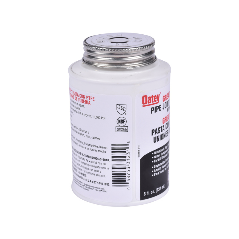 Oatey® 8 fl. oz. Great White® Pipe Joint Compound w/ PTFE