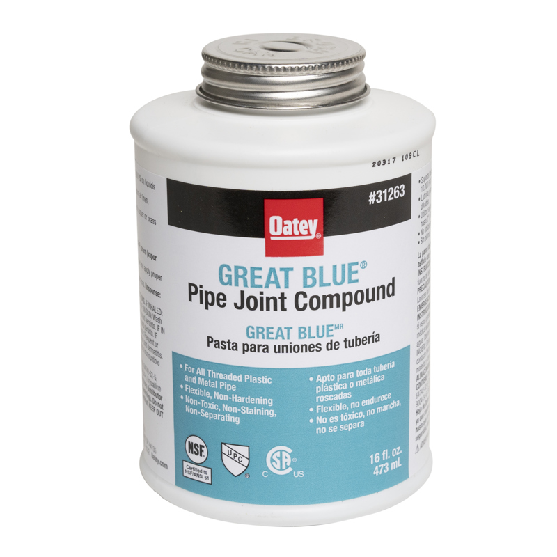 038753312637_H_001.jpg - Oatey® 1 oz. Great Blue® Pipe Joint Compound