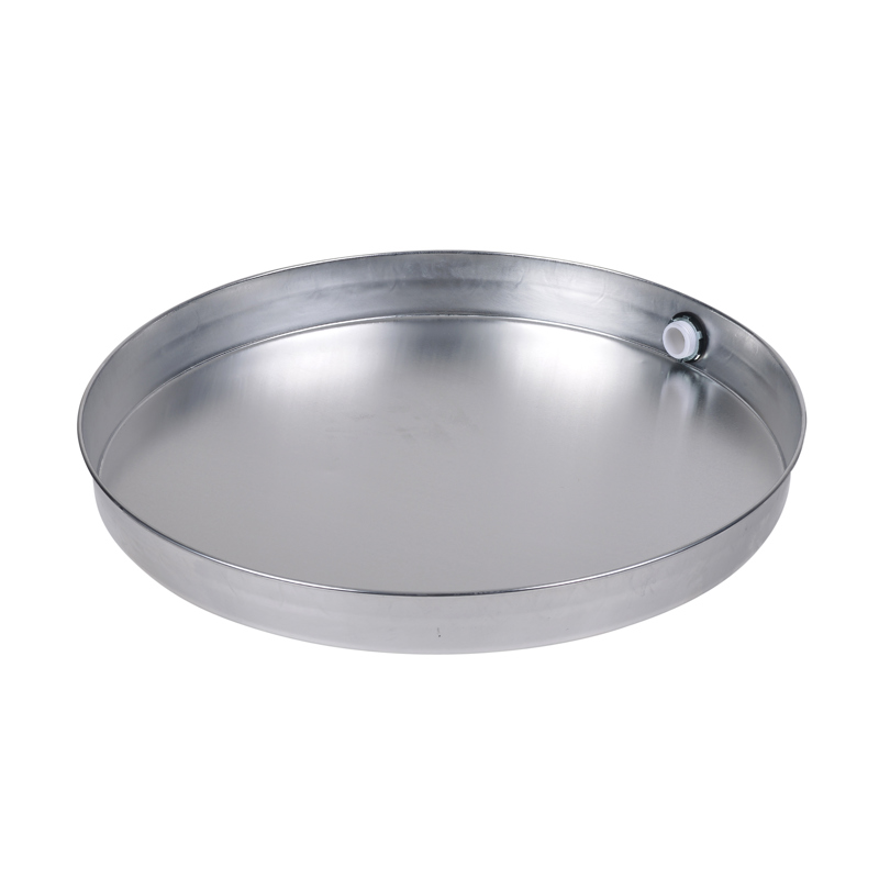 """Oatey® Aluminum Water Heater Pans - 1"""" To 1-1/2"""" PVC Adapter (1-1/2"""" over)"""