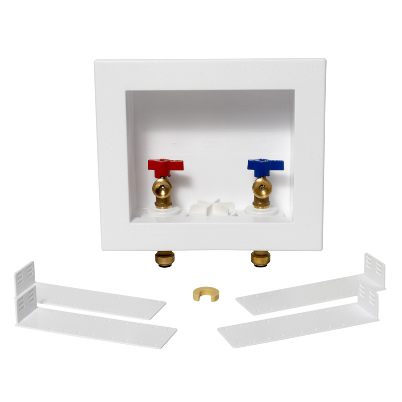 Oatey® Quadtro, 1/4 Turn, Push Connect – Display Pack