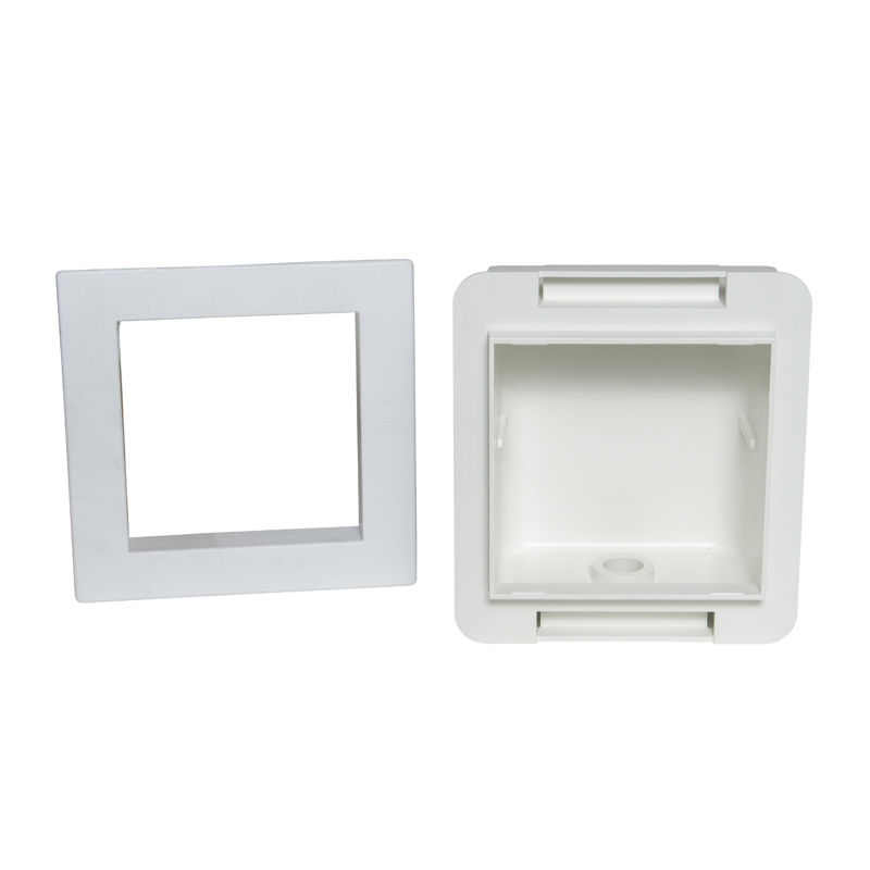 Oatey® Fire Rated, Plain Box, No Valves - Standard Pack