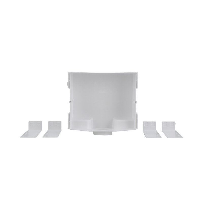 038753390109-01-01.jpg - Oatey® Sure-Vent Wall Box with Metal Grille Faceplate