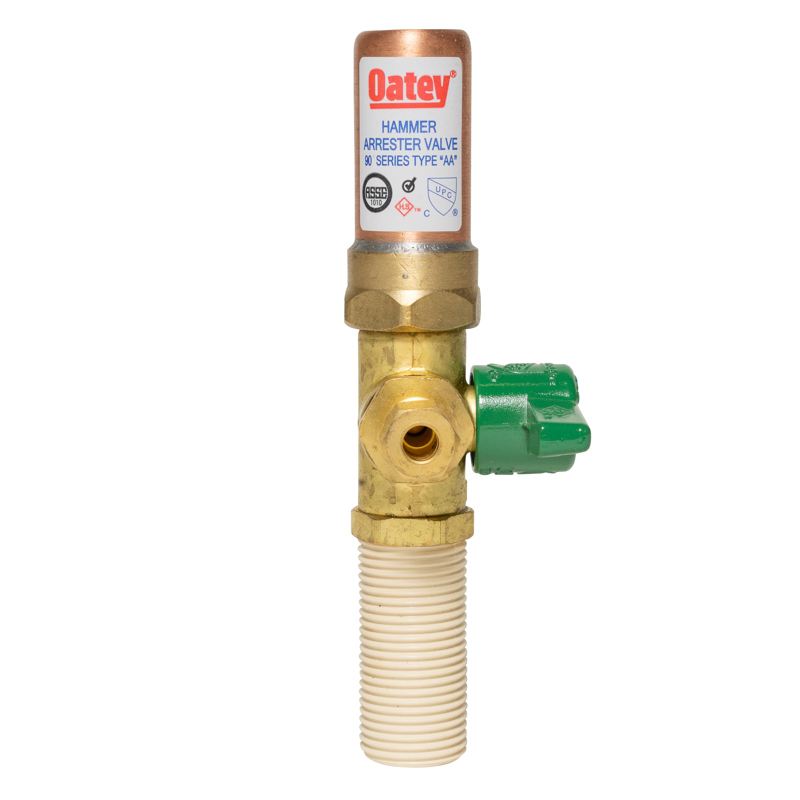 Oatey® IMOB Valve, 1/4 Turn, CPVC, Hammer, Low Lead