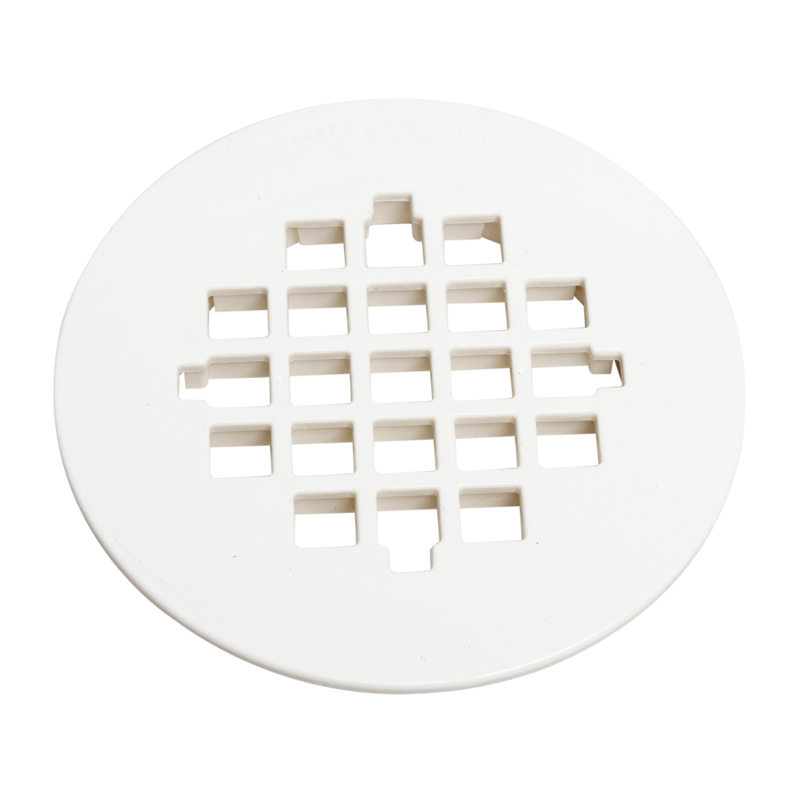 038753420035_H_003.jpg - Oatey® 4-1/4 in. Carded White Plastic Snap-Tite Strainer