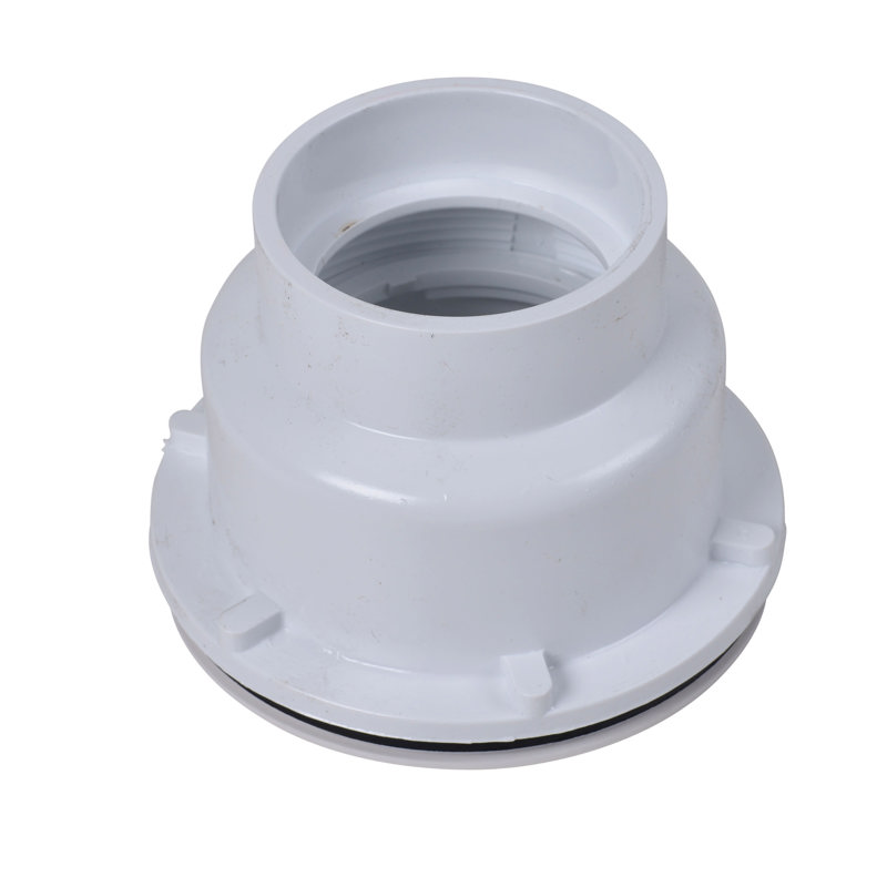 Oatey® 2 in. 2-part PVC Solvent Weld Shower Drain w/ plastic strainer