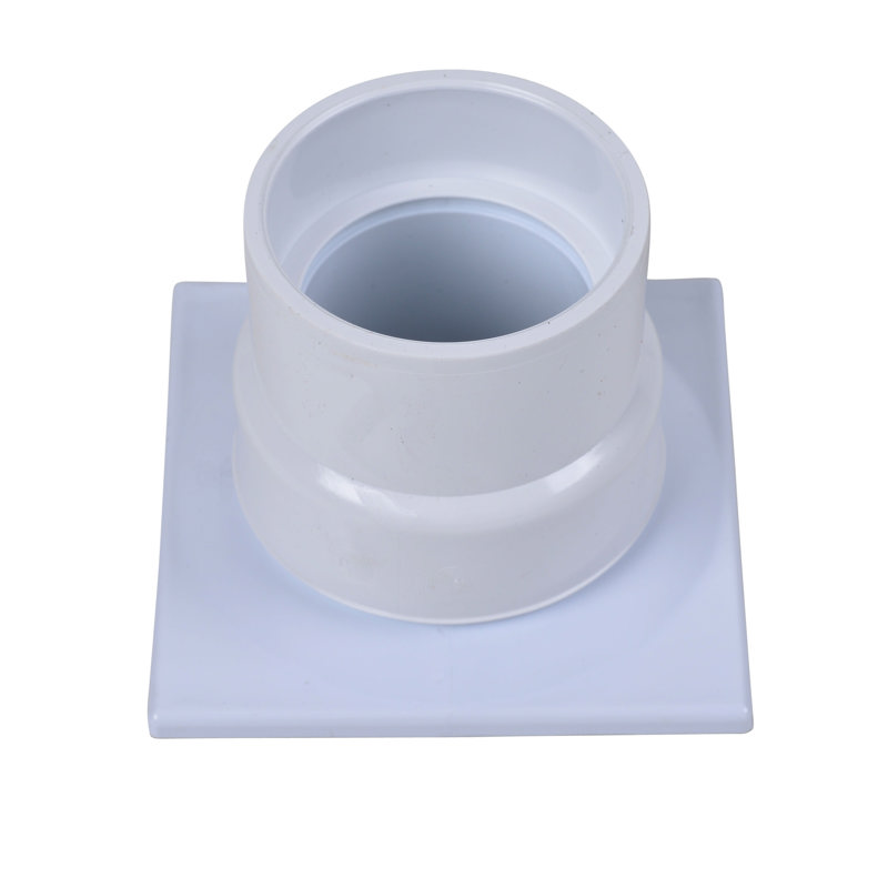 """Oatey® 2"""" or 3"""" PVC drain w/square stainless steel Snap-Tite strainer"""