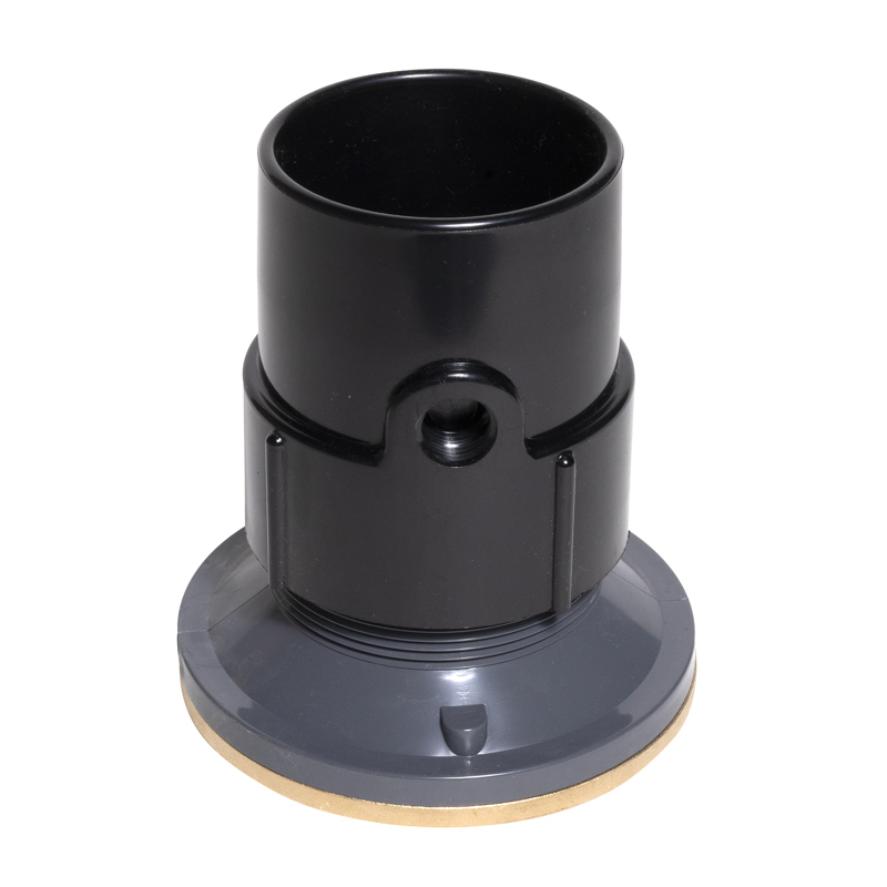 """Oatey® 3"""" or 4"""" ABS General Purpose Drain w/ 6"""" BR Grate & Round Ring"""