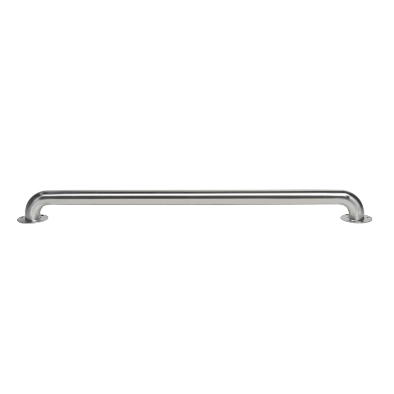 "Dearborn® 1-1/2"" x 32"" Stainless Steel Grab Bar w/ Exposed Flange, Satin Finish"