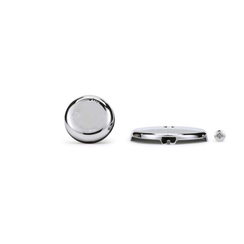 Dearborn® Trim Kit, for Schedule 40 - Rough-In Kit Touch-Toe Stopper w/ Chrome Finish Trim
