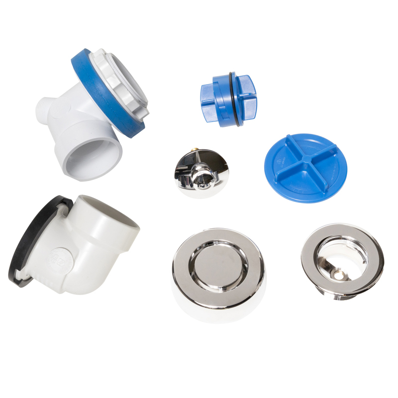 Dearborn® True Blue® Bath Waste  Half Kit with Condensate Adapter