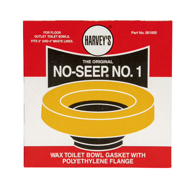 Harvey™ No-Seep® No. 1 Wax Gaskets