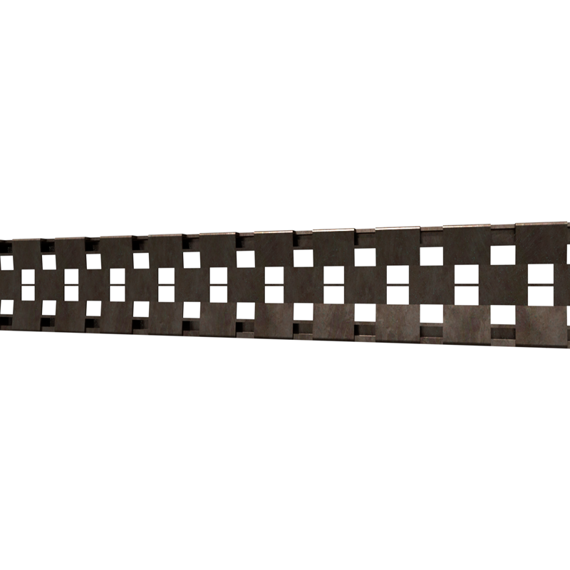 10_Linear_Covers_Cosmo_Oil_Rubbed_Bronze_Small_H_001.png - QuickDrain Linear Drain 32 in. Cosmo Cover in Oil Rubbed Bronze