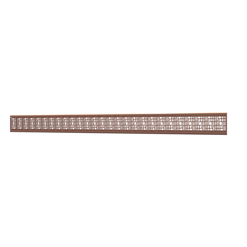 10_Linear_Covers_Deco_Polished_Rose_Gold_Large_H_001.png - QuickDrain Linear Drain 56 in. Deco Cover in Polished Rose Gold