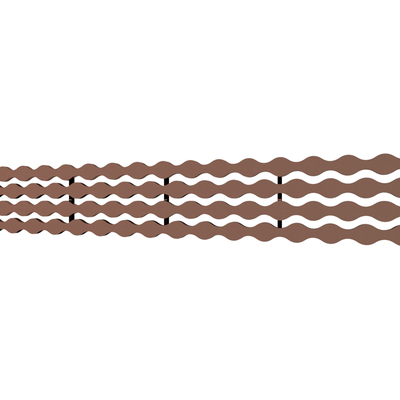 10_Linear_Covers_Stream_Polished_Rose_Gold_Small_H_001.png - QuickDrain Linear Drain 18 in. Stream Cover in Polished Rose Gold