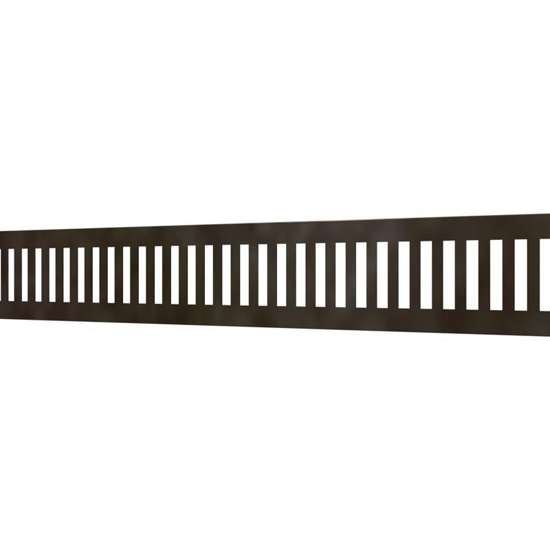 10_Linear_Covers_Vertical_Oil_Rubbed_Bronze_Small_H_001.png - QuickDrain Linear Drain 32 in. Vertical Cover in Oil Rubbed Bronze