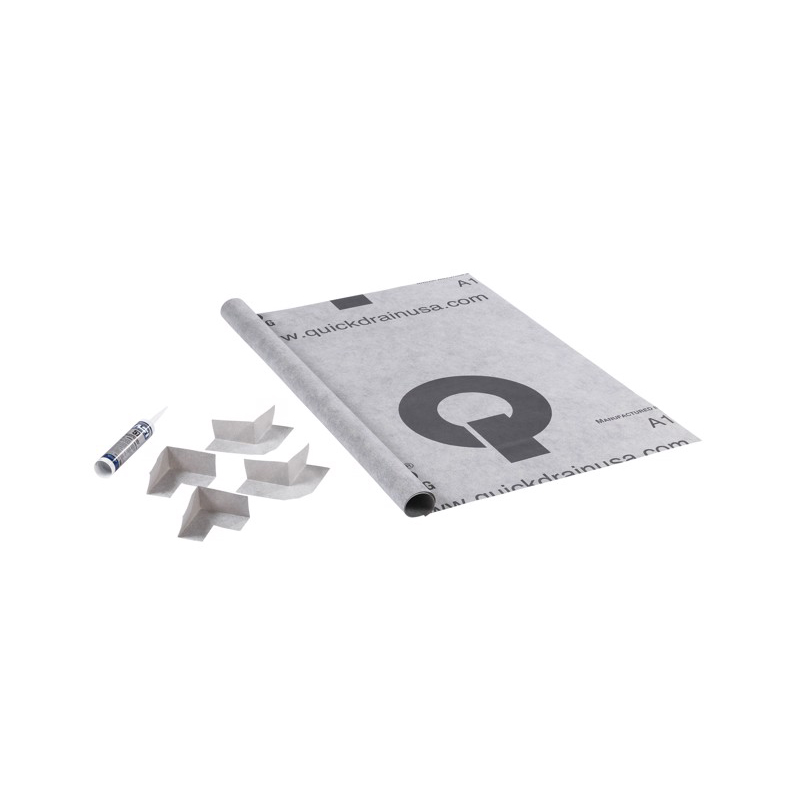10_SLSWP-ADA_H_001.jpg - QuickLiner 48 IN x 78 IN Sheet Membrane Kit for Curbed Showers