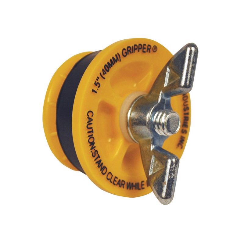 "Cherne® 1-1/2"" End of Pipe Gripper® Plug"