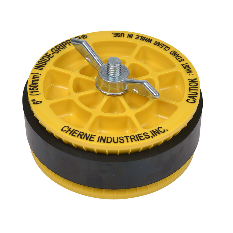 "Cherne® 6"" Inside of Pipe Gripper® Plug"