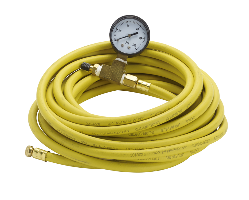 274248_h.jpg - Cherne® 100 ft. Read Back Hoses With Gauge 3/16 in. ID