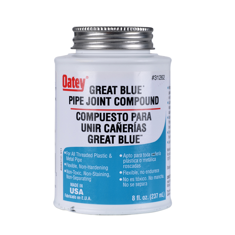 Oatey® Great Blue® Pipe Joint Compound
