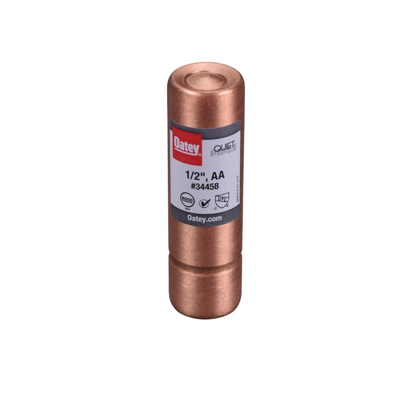 Oatey® Quiet Pipes® Hammer Arrestors Size AA