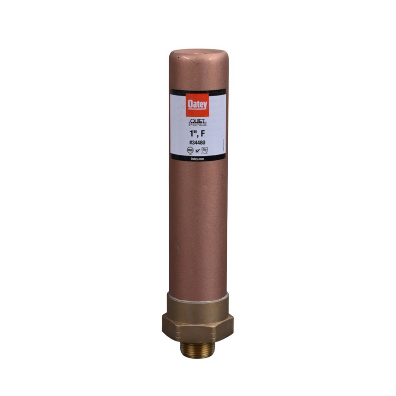Oatey® Quiet Pipes® Hammer Arrestors Size F