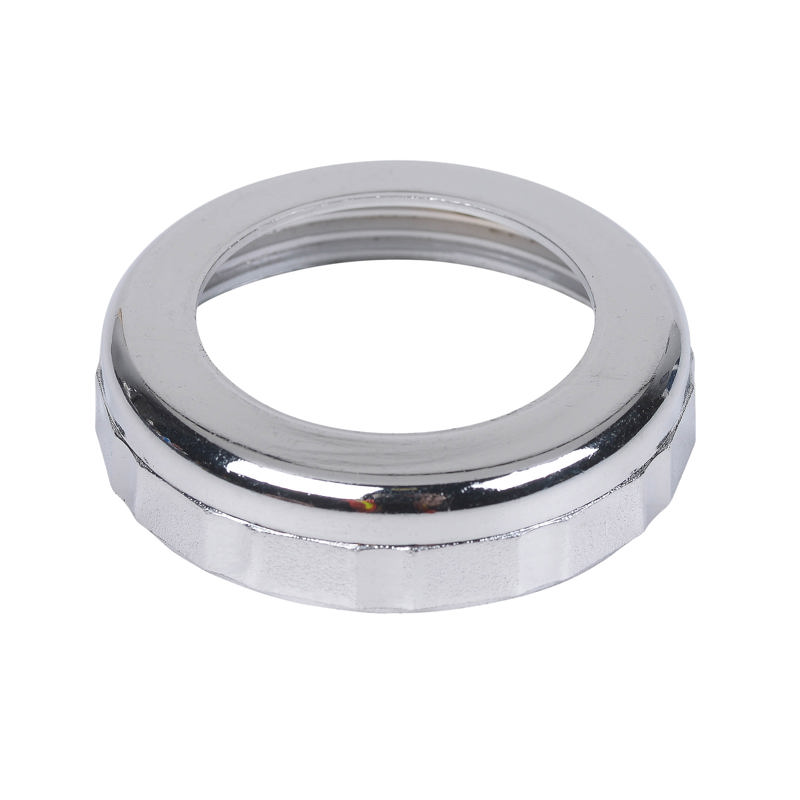 "Dearborn® 1-1/2"" x 1-1/4"" Die Cast Nut, Chrome Plated, Less Washer"