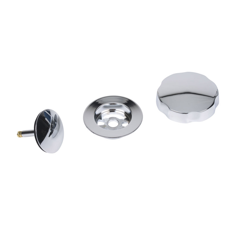 K20_h.jpg - Dearborn® Conversion Kit, Cable Stopper with Chrome Finish Trim