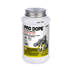 Hercules® 1/2 pt. Pro Dope® - Screw Cap With Brush