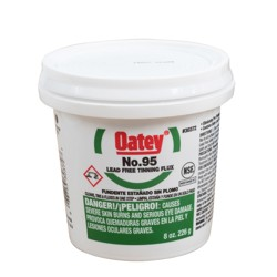 Oatey® No. 95,  8 oz. Tinning Flux – Lead Free
