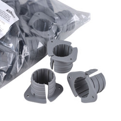 """038753339528_H_001.jpg - Oatey® 1"""" Insulating Pipe Clamp (25 in polybag)"""