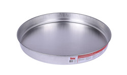 038753340913_H_001.jpg - Oatey® 20 in. Aluminum Water Heater Pans Without Hole, Without Adapter