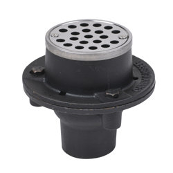 038753422060_H_001.jpg - Oatey® 2 in. 151 Cast Iron with 2 in. No Hub Connection