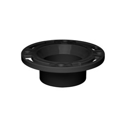 038753435022_H_001.jpg - Oatey® 3 in. or 4 in. ABS Closet Flange with Plastic Ring without Test Cap