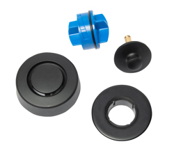 DEARBORN TRUE BLUE TRIM KIT, PUSH PULL STOPPER, MB