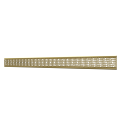 10_Linear_Covers_Deco_Polished_Gold_Medium_H_001.png - QuickDrain Linear Drain 40 in. Deco Cover in Polished Gold