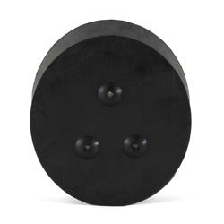 """19_Mechanical_Cleanout_Plug_Replacement_Pad_Kit_H_001.jpg - 2"""" Mechanical Cleanout Plug Replacement Pad Kit"""