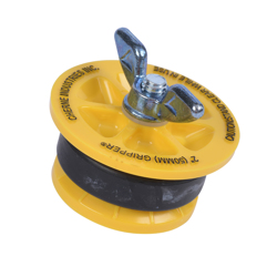 Cherne® 2 in. End of Pipe Gripper® Plug