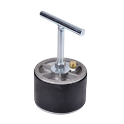 """272-949_h.jpg - Cherne® 6"""" T-Handle Gripper® Plug with 1/4"""" Bypass"""