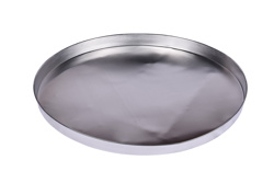 34192_h.jpg - Oatey® 32 in. Aluminum Water Heater Pans Without Hole, Without Adapter