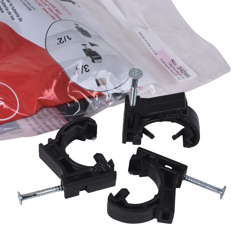 """34295_h.jpg - Oatey® 1/2"""" - 3/4""""  DuoFit™ Pipe Support With Nails"""