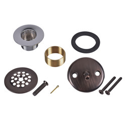 Dearborn® Conversion Kit, Trip Lever Stopper w/ Oil Rubbed Bronze Finish Trim